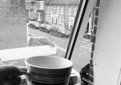 Coffee in London