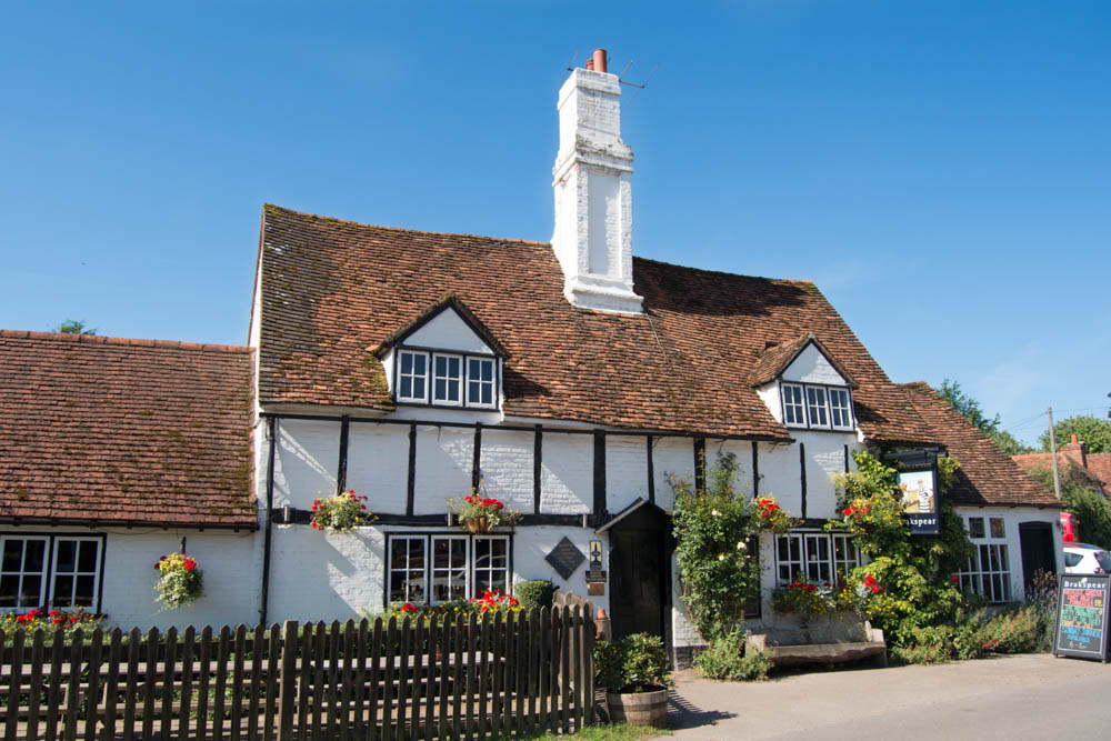 Hambleden valley pubs