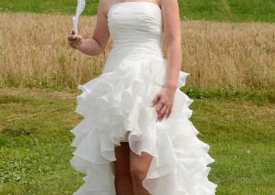 Ana wedding dress