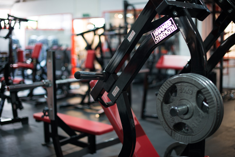 Titans/The Club Gym