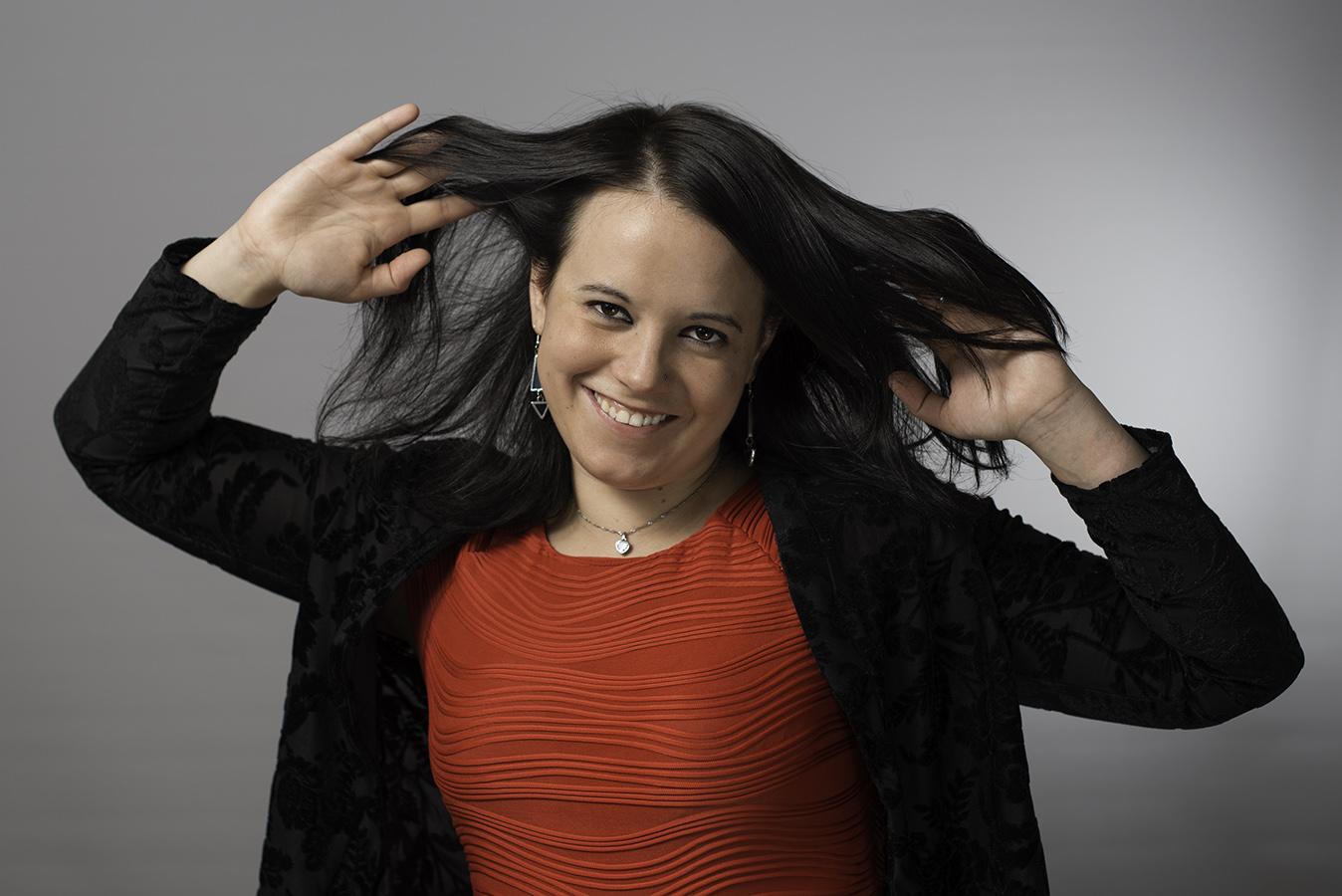 Tereza's business portrait