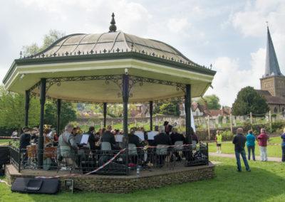 Godalming Bandstand