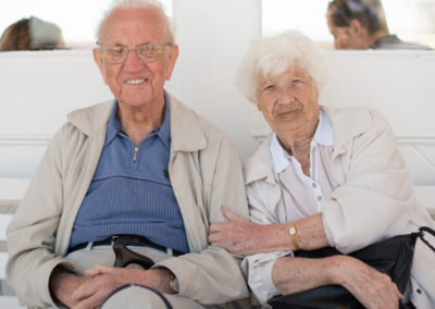 Married for 65 years!